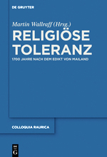 Cover Religiöse Toleranz